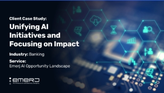 Unifying AI Initiatives and Focusing on Impact